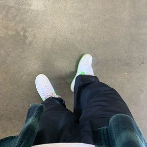 Air Force one electric green SZ 11